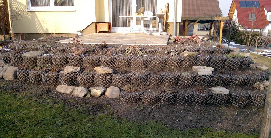 Gartenterrassen ihre sitzecke im gr nen for Bilder von terrassen